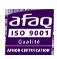 Nuances Plus AFAQ peinture industrielle